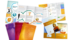 Marketing Materials Printing Service