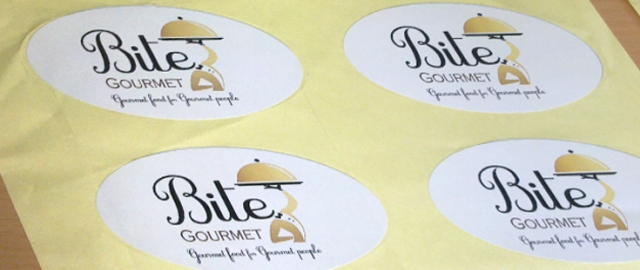 Label printing customized labels and sticker printing
